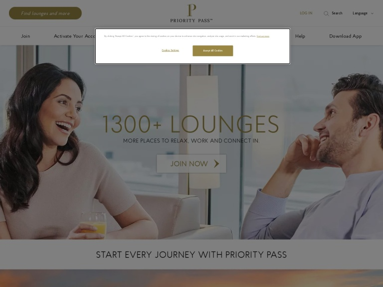 Priority Pass Coupon Codes & Promo codes