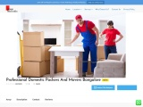 Professional Domestic Packers And Movers Bangalore | Open now