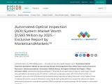 Automated Optical Inspection (AOI) System Market Worth $1,583 Million by 2025