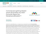 Commercial Lighting Market worth $21.8 billion by 2025