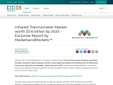 Infrared Thermometer Market worth $3.6 billion by 2025