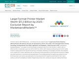 Large Format Printer Market by Offering (Printers, RIP software, Services) and Trends