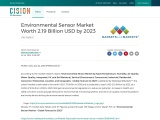 Environmental Sensor Market Worth 2.19 Billion USD by 2023