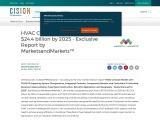 HVAC Controls Market worth $24.4 billion by 2025 – Exclusive Report by MarketsandMarkets™