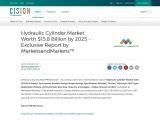Hydraulic Cylinder Market Worth $15.8 Billion by 2025 – Exclusive Report by MarketsandMarkets™