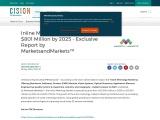 Inline Metrology Market Worth $801 Million by 2025