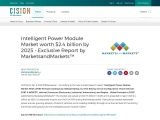 Intelligent Power Module Market worth $2.4 billion by 2025 – Exclusive Report by MarketsandMarkets™