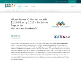 Micro Server IC Market worth $2.2 billion by 2026 – Exclusive Report by MarketsandMarkets™
