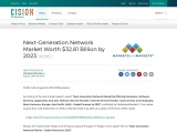 Next-Generation Network Market Worth $32.81 Billion by 2023