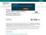 Rapid Liquid Printing Market worth $284 million by 2027