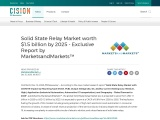Solid State Relay Market worth $1.5 billion by 2025 – Exclusive Report by MarketsandMarkets™