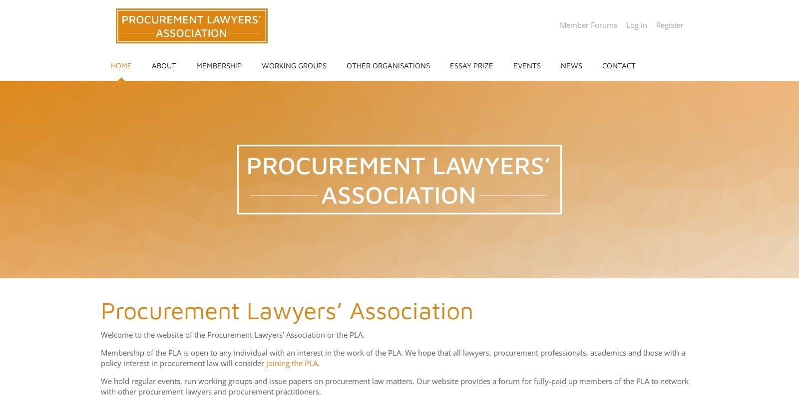 Preview of https://www.procurementlawyers.org.uk