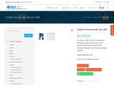 Credit Unions Email List in USA | Credit Unions  Mailing Database
