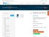 Quickbooks Users Email List | Quickbooks Users Lists in USA at $250