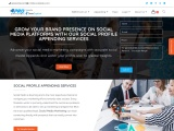 Highly Targeted Social Media Profile Appending Services| Social Media Appending