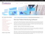 Best Remote Patient Monitoring Software in USA | Promantra
