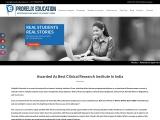 Pharma marketing institute in India
