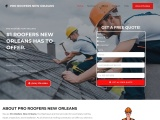 Pro Roofers New Orleans Louisiana