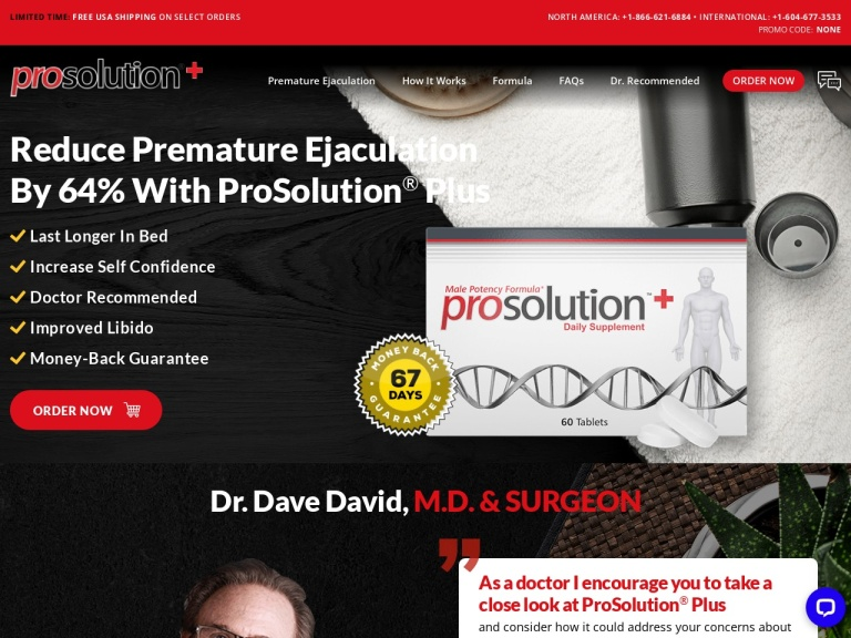 ProSolution Plus screenshot