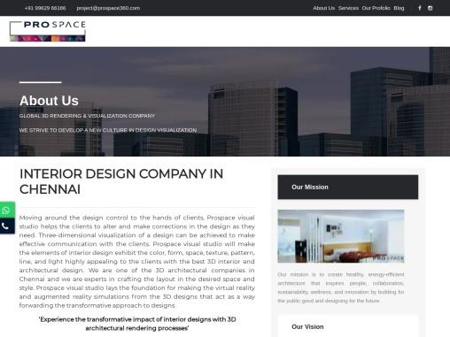 Best 3D Interior & Architectural Design Company | Best Architectural Rendering Companies