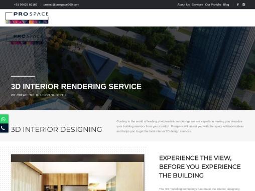 3D Interior Design Services | 3D ResidentialApartment Interior Design