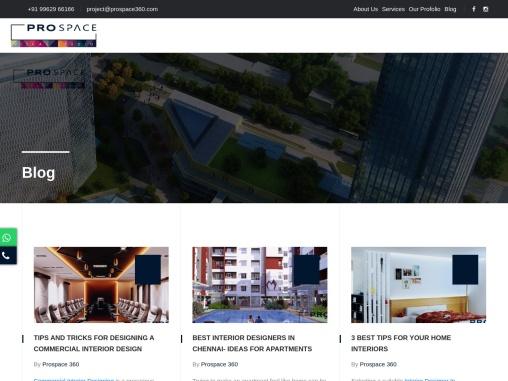 Interior Design 360° Designers   Interior View 360° Designers