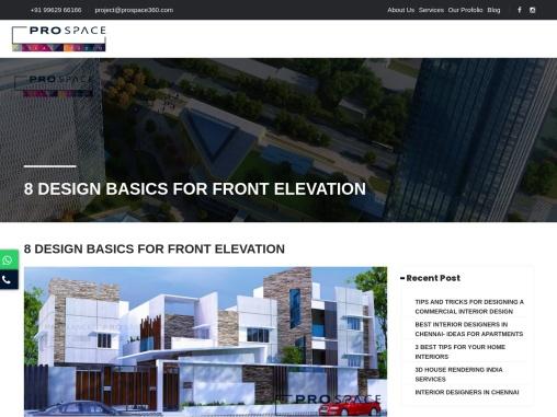 Home Elevation | Front Elevation Designer | 3D Home Design