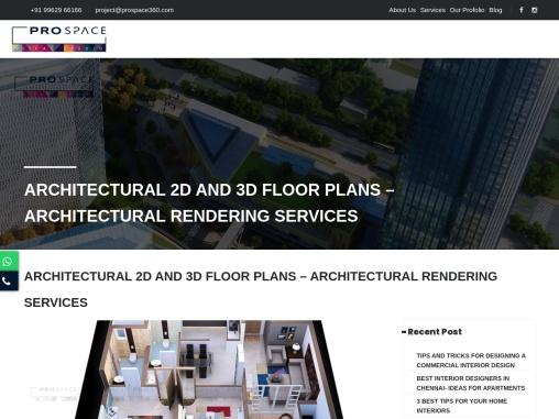 3D Interior   2D Floor Plan   3D Floor Plan