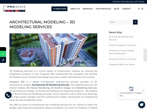Architectural 3D | Architectural Rendering Companies