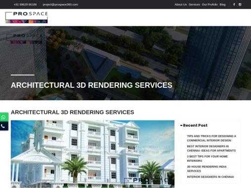 3D Rendering Quote   3 Bedroom Apartment 3D Design