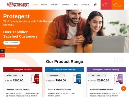 PROTEGENT360 ANTIVIRUS SOLUTION