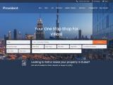 Provident Real Estate Dubai, UAE