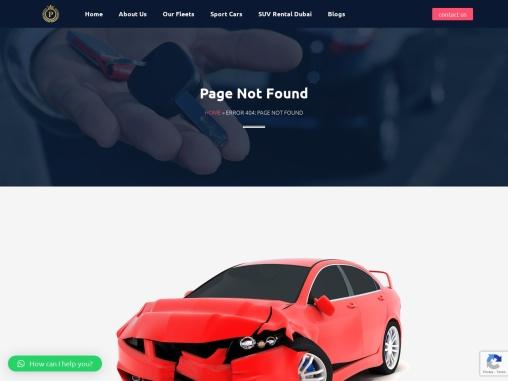 Luxury Car Rental Services Dubai