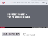 PR Professionals has maintained its credibility as the best PR agency in India through demonstrated