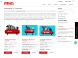 Reciprocating Air Compressor Manufacturers