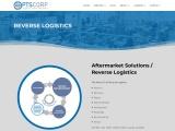 Reverse Logistics Management – PTS