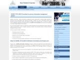 ISO 27701 Consultant Certification