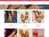 Purely Lush   Buy Handcrafted Punjabi Juttis & Kolhapuri Chappal Online