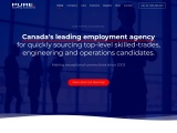 Pure Staffing Solutions Inc. | Leading Employment Agency in Canada