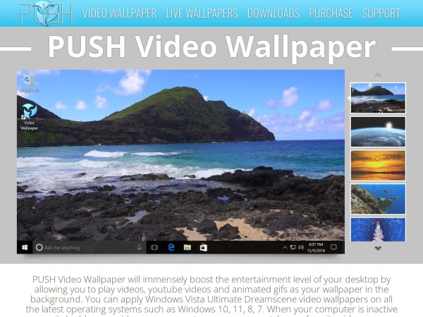 - 6 Best Live Wallpapers for Windows 10