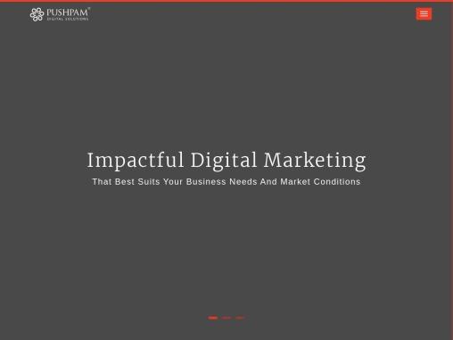Top Digital Marketing Agency in Pune – Pushpam Digital Solutions