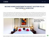 Second Homes investment In Karjat