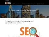 Professional SEO Company in Los Angeles