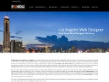 Professional Web Design Los Angeles