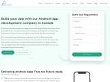 Best app development company in Toronto – 2021