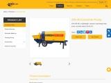 Concrete Pump Supplier – JOKI,