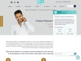 Androgenetic Alopecia Treatment, Cost in Mumbai, India – QR678