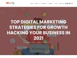 Digital marketing strategies for growth hacking your business will help you to hold your own and be