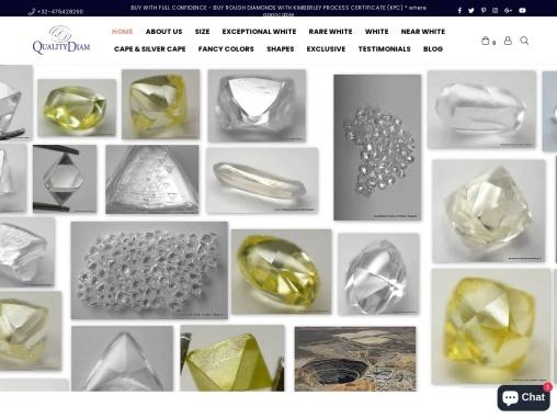 Buy Diamonds Online – Quality Diam