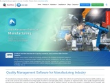 Quality management for manufacturing